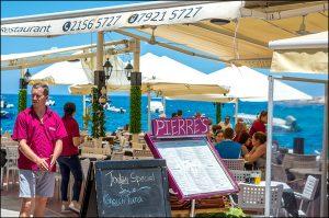 the pierre's restaurant marsalforn – gozo